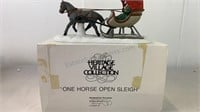 "Heritage village collection ""One Horse Open"