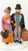 """Heritage Village Collection """"Holiday Travelers"""""""