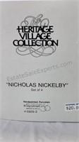 "Heritage Village Collection ""Nicholas Nickelby"""