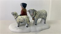 """Heritage Village Collection """"Farm Animals"""" and"""
