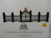 Heritage Village Collection Village wrought iron