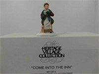 Heritage Village Collection Oliver Twist set of 3