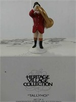Heritage Village Collection Tallyho set of 5