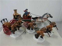 Heritage Village Collection The Fire Brigade of