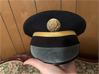 VTG US ARMY MILITARY DRESS HAT