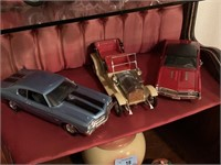 LOT OF MODELS / ERTL DIE CAST CARS AND MORE