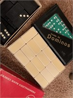 LARGE LOT OF DOMINOES