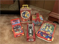 LOT OF VTG TOYS / FISHER PRICE