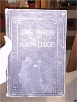 6PC VTG BOOKS (THE BOOK OF KNOWLEDGE)