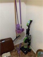 VACUUM CLEANER AND OTHER CLEANING ITEMS