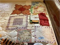 LOT OF VARIOUS LINENS / HANKIES