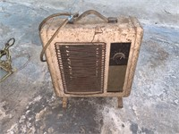 VTG ELECTRIC HEATER