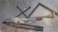 LARGE LOT OF TOOLS / MORE