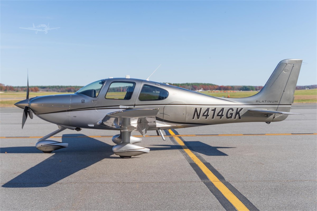 2017 CIRRUS SR22-G6 TURBO For Sale In Bedford ...