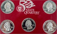 Coin 1999 United States Silver Proof Set
