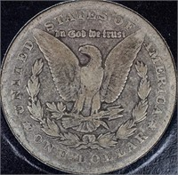 Coin 1903-S Morgan Silver Dollar With Display Card