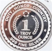 Coin .999 Fine Silver 1 Oz. U.S. Air Force