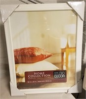 (57) White Picture Frame $10.00 Reserve