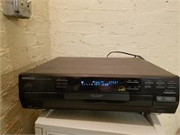 (62) Kenwood Multiple CD Player $25.00 Reserve