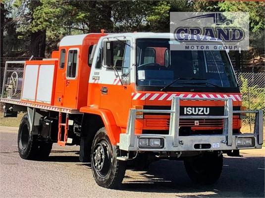 1993 Isuzu FSS 500 4x4 Grand Motor Group  - Trucks for Sale