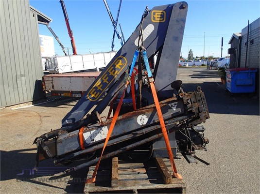2010 Effer other - Cranes & Tailgates for Sale