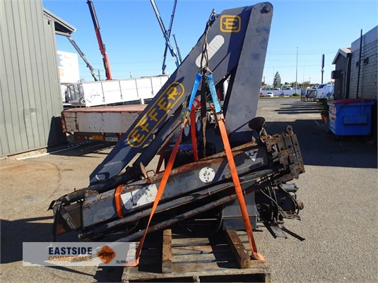 2010 Effer other Eastside Commercials - Cranes & Tailgates for Sale