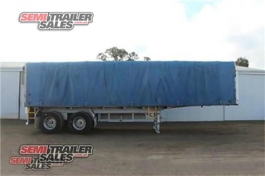 2005 Vawdrey Curtainsider Trailer Semi Trailer Sales - Trailers for Sale