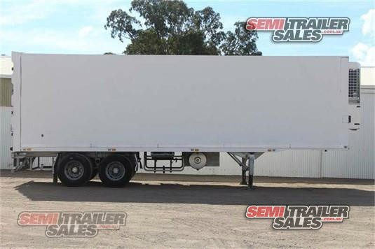 1993 FTE Refrigerated Trailer Semi Trailer Sales - Trailers for Sale