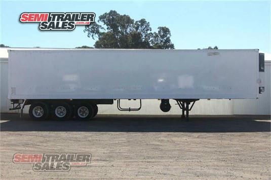 1993 Maxi Cube Refrigerated Trailer Semi Trailer Sales - Trailers for Sale