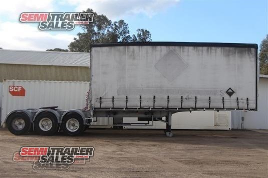 1996 Vawdrey Curtainsider Trailer Semi Trailer Sales - Trailers for Sale