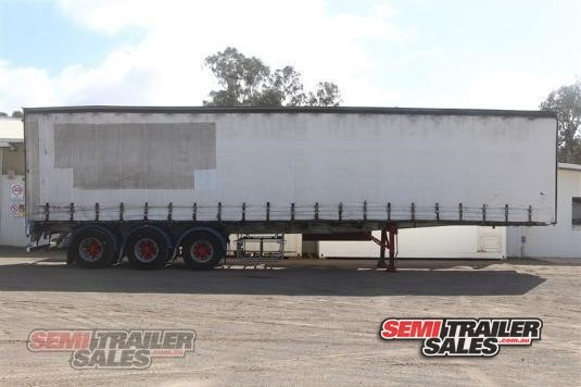 1990 Krueger Curtainsider Trailer Semi Trailer Sales - Trailers for Sale
