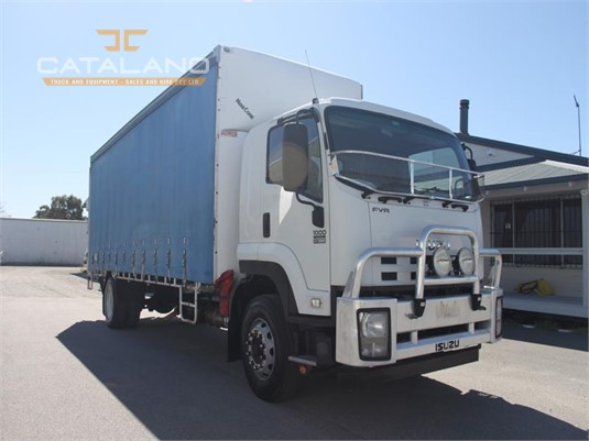 2008 Isuzu FVR 1000 Long Catalano Truck And Equipment Sales And Hire - Trucks for Sale