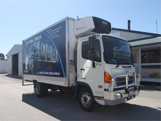 2011 Hino FC - Trucks for Sale