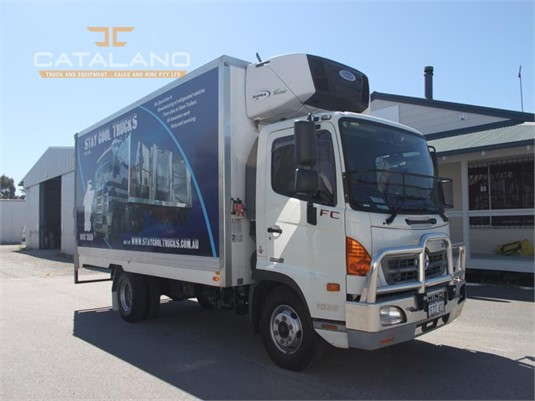 2016 Hino FC Catalano Truck And Equipment Sales And Hire - Trucks for Sale