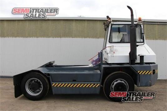 2002 Sisu Tugmaster Semi Trailer Sales - Trucks for Sale