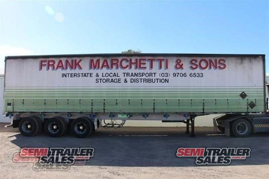 1998 Haulmark Curtainsider Trailer Semi Trailer Sales - Trailers for Sale