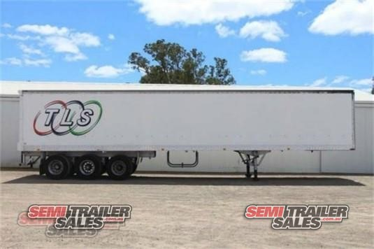 1996 Maxi Cube Pantech Trailer Semi Trailer Sales - Trailers for Sale