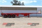 2006 Krueger Skeletal Trailer Skeletal Trailers