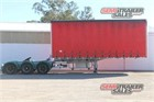 2004 Krueger Curtainsider Trailer Curtainsider A Trailer