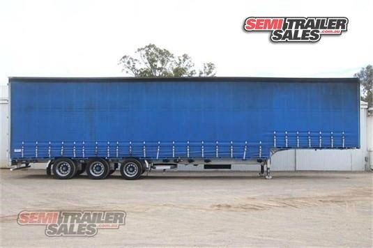 2000 Krueger Curtainsider Trailer Semi Trailer Sales - Trailers for Sale