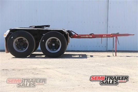 1984 Custom Dolly Semi Trailer Sales - Trailers for Sale