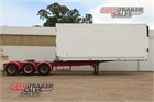 2000 FTE Pantech Trailer Refrigerated Trailers