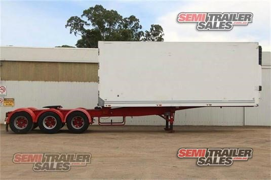 2000 FTE Pantech Trailer Semi Trailer Sales - Trailers for Sale