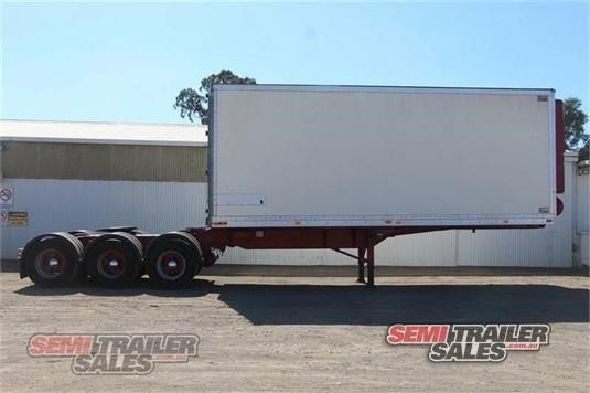 1997 Lucar Refrigerated Trailer - Trailers for Sale