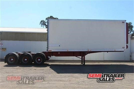 1997 Lucar Refrigerated Trailer Semi Trailer Sales - Trailers for Sale