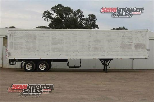 1996 Maxi Cube Refrigerated Trailer Semi Trailer Sales - Trailers for Sale