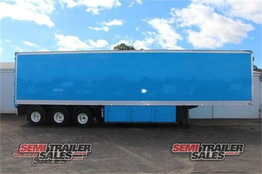 2000 Vawdrey Pantech Trailer Semi Trailer Sales - Trailers for Sale