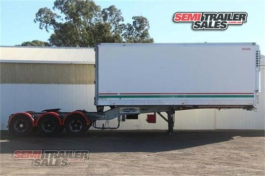2000 Southern Cross Refrigerated Trailer Semi Trailer Sales - Trailers for Sale
