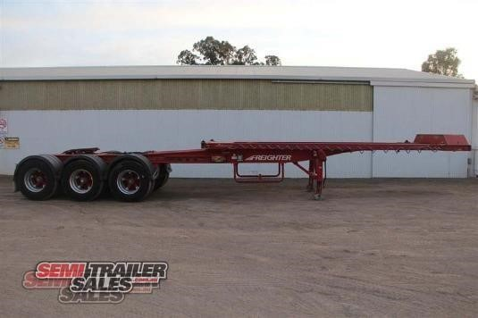 2003 Maxitrans Skeletal Trailer - Trailers for Sale