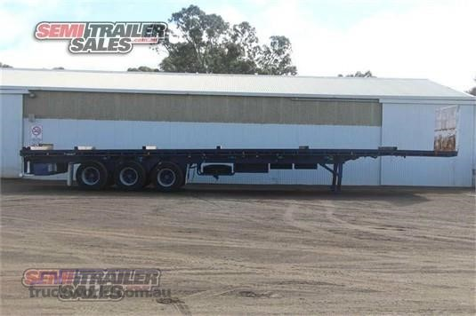 1989 Maxitrans Flat Top Trailer - Trailers for Sale